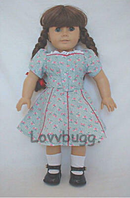Victory Garden Repro Dress for American Girl 18 inch Doll Clothes Molly LOVVBUGG