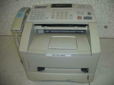 Brother Intellifax 4100e - Multifunction Fax, Scanner, Printer
