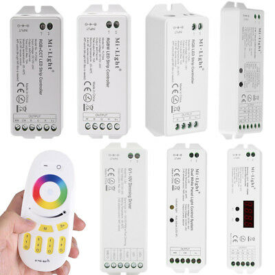 MiLight Wifi 2.4G RF Remote 4Zone RGBW RGB CCT LED Strip Lamp Panel Controller G