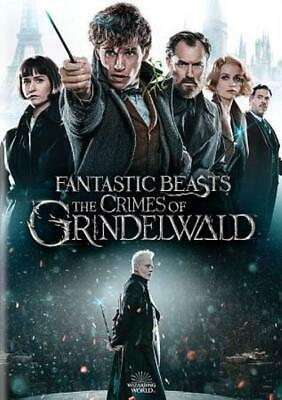 Fantastic Beasts: The Crimes Of Grindelwald New Dvd