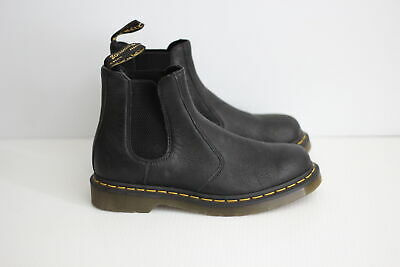 3535a408cf0 NEW MENS US Size 6 Dr Martens 2976 Chelsea Boot Cherry Red Leather ...
