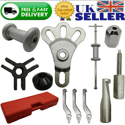 5PCS Car Tie Rod Ball Joint Hand Tool Separator Remover Kit Extractor Removal UK