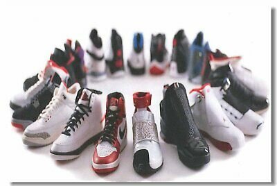 Poster Michael Jordan MJ 23 MVP Last Shot Utah Basketball Stars Cloth Print 551