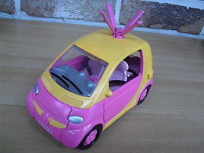 Polly Pocket : voiture hélicoptère / helicopter wagen