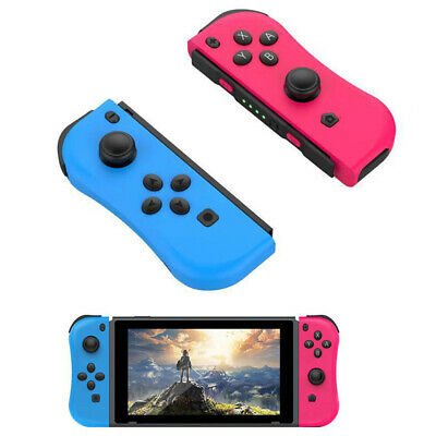 Left & Right Joy-Con Game Controllers Replacement Gamepad for Switch Console