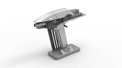 Into Darkness / 2009 Phaser - Star Trek - Cosplay - 3d printed+moving parts+LEDs