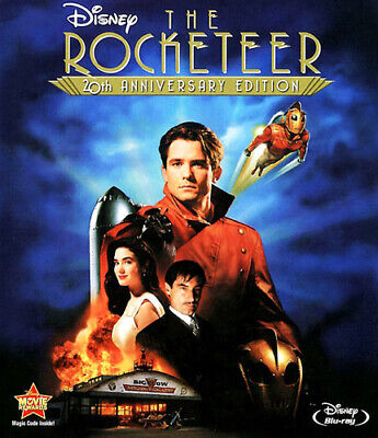 The Rocketeer (20th Anniversary Edition) BLU-RAY NEW