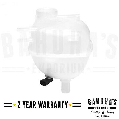Coolant Header Expansion Tank And Cap For Vauxhall Vectra C 2002-On