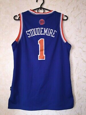 the latest 8cc1e a66f5 NBA NEW York KNICKS Practice Jersey REVERSIBLE RUSSELL NEW ...