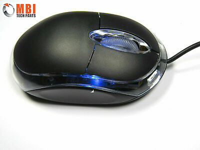 Optical Mouse Wired Usb Scroll Wheel for Computer, PC, Notebook, Laptop Mice