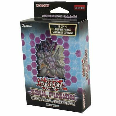 YuGiOh Trading Card Game: Soul Fusion Special Edition - 1 box