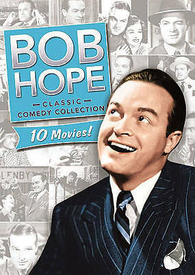 Bob Hope Classic Comedy Movie Collection (DVD) NEW Factory Sealed, Free Shipping