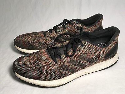 8ea20bc3ea07c ADIDAS PUREBOOST DPR LTD Multi-Color Running