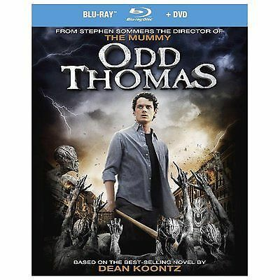 Odd Thomas (Blu-ray + DVD) NEW Factory Sealed, Free Shipping