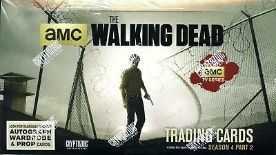 Walking Dead Temporada 4 Part 2 Carta Caja
