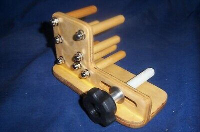 "Mini 5"" Inkle  Traveling Loom with Shuttle"