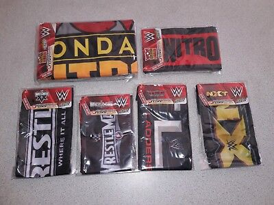 WWE Wicked Cool Toys Mattel Authentic Scale Ring WCW Saturday Ring Mat Accessory