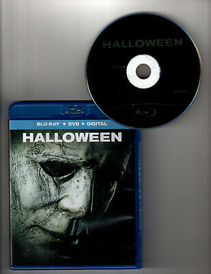 Halloween (Blu-ray 1 Disc, 2018)