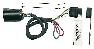 Tremendous Hopkins Towing Solution 41155 Plug In Simple Vehicle To Trailer Wiring Cloud Hisonuggs Outletorg