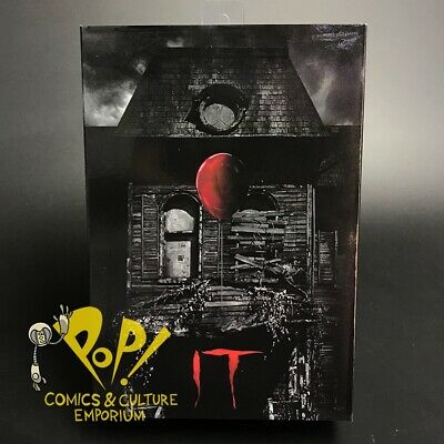 """IT Ultimate Well House PENNYWISE 7"""" Scale Action Figure NECA STEPHEN KING Neca!"""