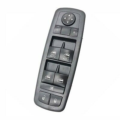 Standard DWS-1383 Window Switch Black Direct Fit Front Driver Side