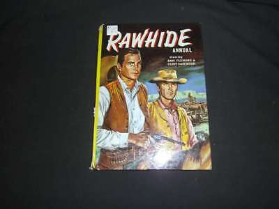 Rawhide Annual 1962, unknown, 1962, unknown, Accept