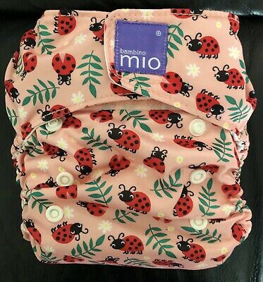 Bambino Mio Solo Miosolo Birth To Potty Pocket Cloth Reusable Nappy