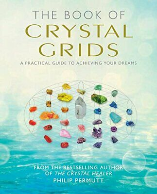Book of Crystal Grids by Philip Permutt New Paperback Book