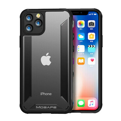 For iPhone XS Max XS XR X Clear Case Hybrid Ultra Slim Shockproof Bumper Cover