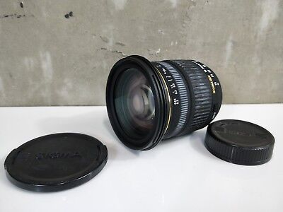 Sigma  DC 18-50mm F2.8 EX Lens Macro For Nikon Very Good Condition From Japan