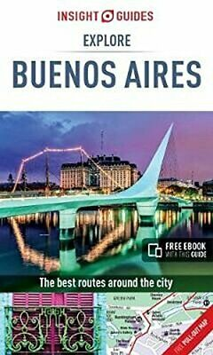 Insight Guides Explore Buenos Aires (Travel by Insight Guides New Paperback Book