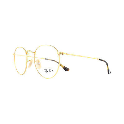 cd07acca46a8 RAY-BAN MONTATURE OCCHIALI 3447v 2500 Oro 50mm - EUR 101,44 ...