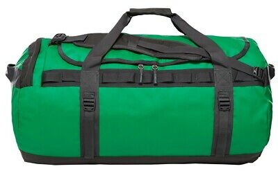 ef38d28ae THE NORTH FACE Base Camp Large Duffel Travel Bag - L, Primary Green