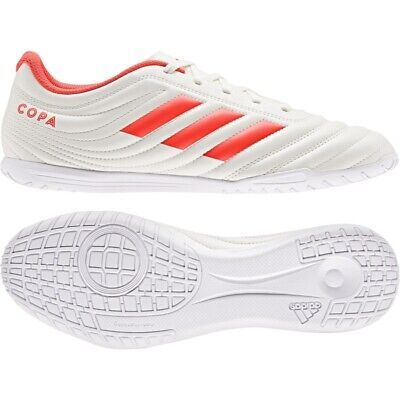 super popular 8160e 94387 adidas Men s Copa 19.4 Indoor Soccer Shoes White - D98073
