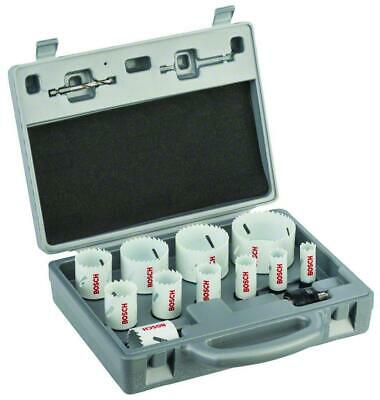 Progressor Hole Saw Set, 14 Piece - BOSCH