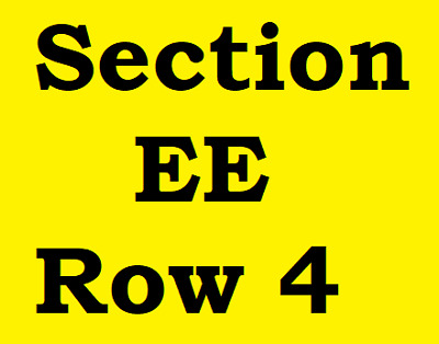 2 or 4 Tickets Luke Combs Porter County Fair Valparaiso IN Friday July 19, 2019