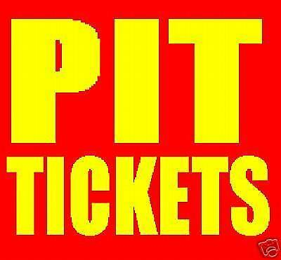 1-2 PIT Tickets Luke Combs Porter County Fair Valparaiso IN Friday July 19, 2019
