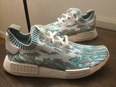 dd4e530a0 ADIDAS NMD R1 PK Datamosh sneakersnstuff collab BB6364 Men s Size 10 ...