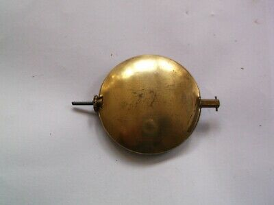 A PENDULUM FROM AN OLD HAC  MANTEL CLOCK  103g REF HA10