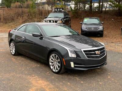 2015 ATS 2.0T Performance 2dr Coupe 2015 Cadillac ATS 2.0T Performance 2dr Coupe 34,991 Miles Gray Coupe 2.0L I4 Tur