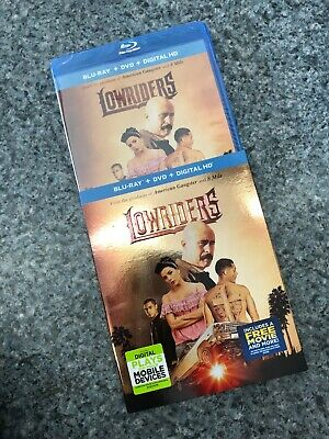 Lowriders [New Blu-ray] With DVD, 2 Pack, Digitally Mastered In Hd