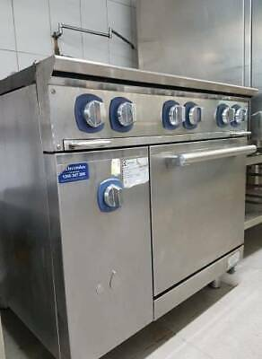 Electrolux Compact Line 6 Burner Gas