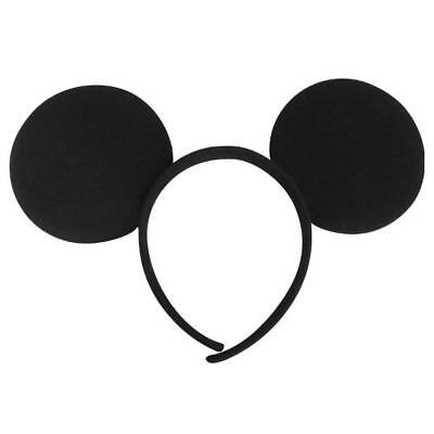 Dr Tom's Mickey Mouse Ears On  Headband For Fancy Dress/Costume Party
