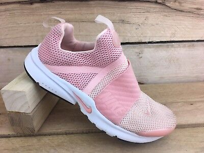 3a4850508 Nike Youth Girl Big Kid Bleached Coral Presto Extreme Shoe 870022-602 Sz 5Y