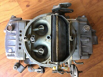 holley carb number 6498