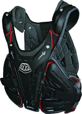 Troy Lee Designs Bodyguard 5900 Mx / Offroad Body Protector Schwarz