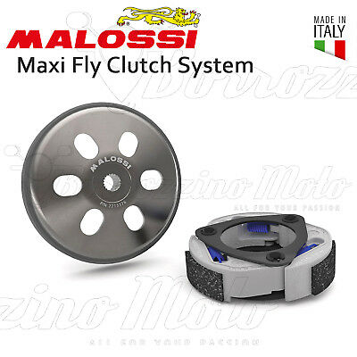 Set Bell und Kupplung MALOSSI MAXI FLY SYSTEM KYMCO AGILITY R16 + 125 ie