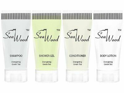 HOTEL TOILETRIES 400 item Welcome Pack B&B Guest House Wholesale by SeaWood