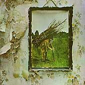 Led Zeppelin - Iv 4 - Cd Album - Stairway To Heaven / Black Dog / Rock And Roll