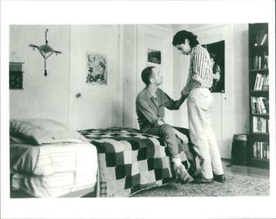 A scene from the film Fun Down There. - Vintage photo